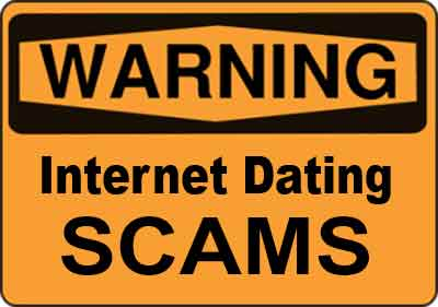 Online dating profile warning site